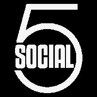 5Social_Logo_w